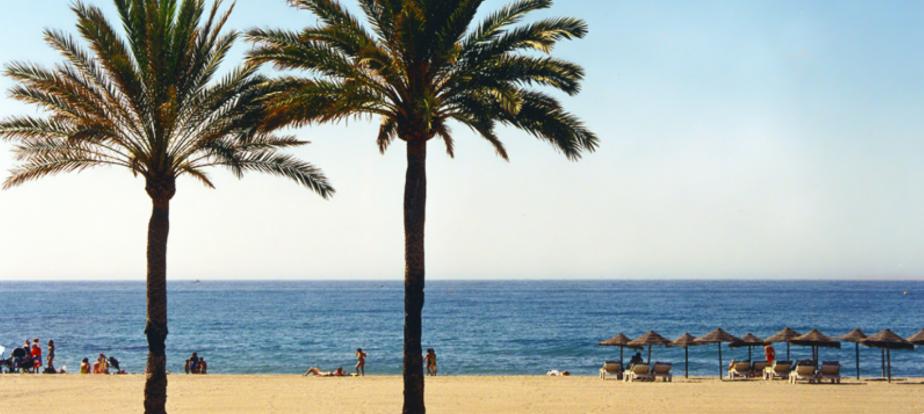 Chiringuitos en la Playa